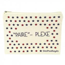 """Pochette """"Paire"""" - Plexe"""