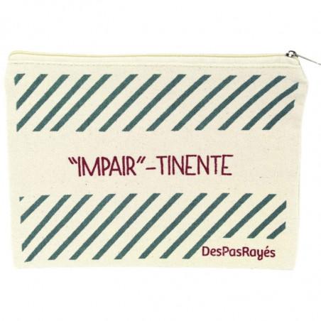 """Pochette """"Impair""""- tinente"""