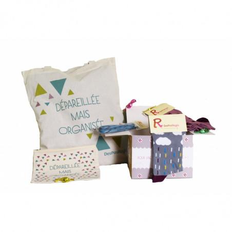 Boîte cadeau Noël Femme
