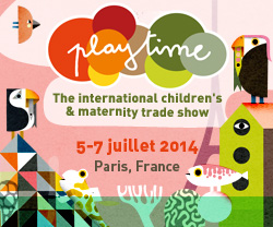 Affiche du salon Playtime