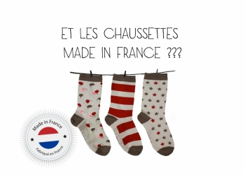 Et les chaussettes made in France ?